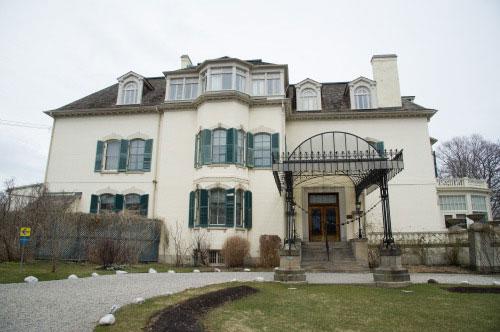 Spadina Museum: exterior of the house Photo: Courtesy City of Toronto