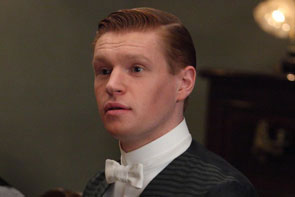 matt milne downton