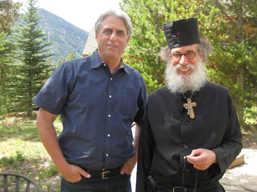Jew Bashing - USA: Martin Himel with Brother Nathanael Kapner, founder RealJewNews.com
