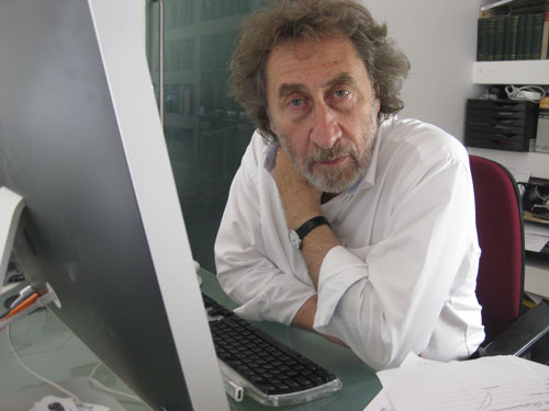 Jew Bashing - Europe: Howard Jacobson, Booker Prize Winner and best selling author on the subject of Jews living with Anti-Semitism
