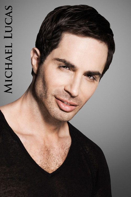 Michael Lucas - American Jewish Gay Adult Entertainment Star/Producer and Anti-Semitism fighter