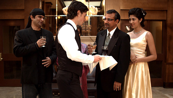 Richard Young, Geoffrey Hymers, Sachin Sharma and Tara Joshi star in English Butler Masala Chai
