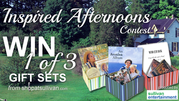 Inspired Afternoons Contest - Title Banner V1