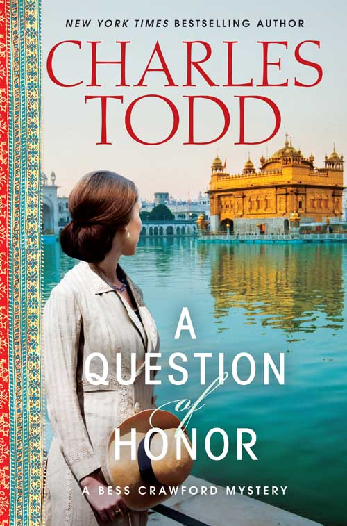 A Question of Honor by Charles Todd from HarperCollins Canada