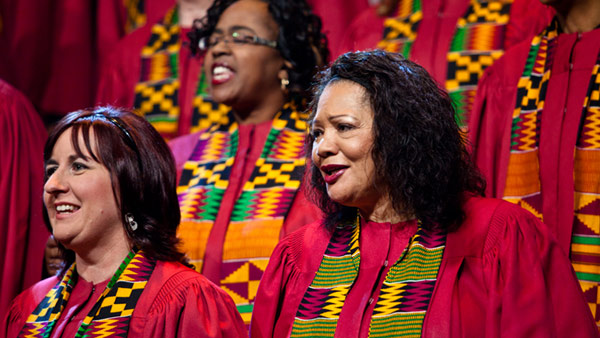 Gospel to Go: Nova Scotia Mass Choir