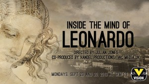 Inside the Mind of Leonardo - Title Banner