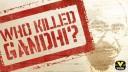 Who Killed Gandhi - Title Banner - Vision Logo