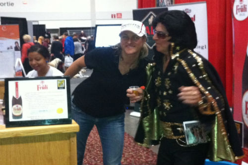 2012 Toronto ZoomerShow - Elvis Tribute and Vision Pub