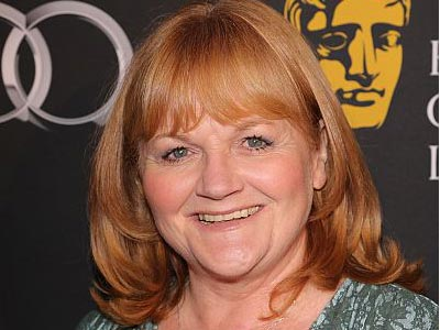 Downton Abbey's Lesley Nicol at BAFTA TV Tea Party, Los Angeles - 21 Sep 2013