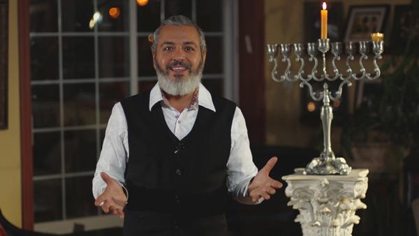 Hanukkah, The Festival of Lights hosted by Audi Gozlan