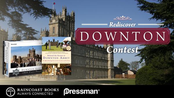 Rediscover Downton Contest