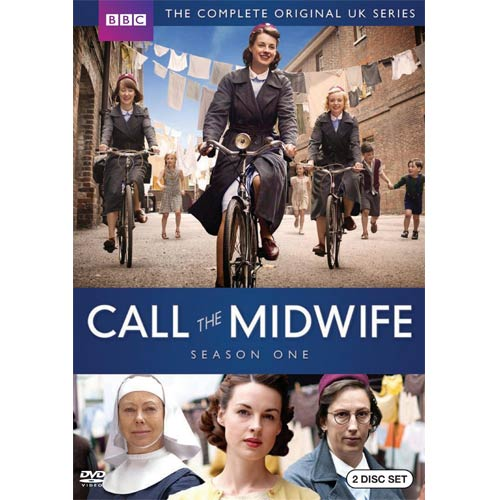 Call the Midwife: Season One 2 DVD Set