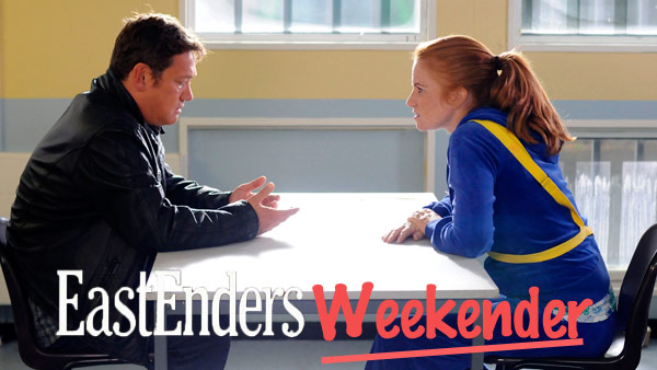 EastEnders Weekender (Dec. 9 - 13, 2013): Ricky Butcher (SID OWEN), Bianca Butcher (PATSY PALMER) Photo: Adam Pensotti © BBC 2011