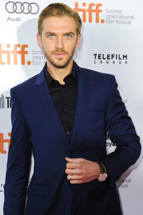 Dan Stevens, TIFF 2013 Photo: Brent Perniac/AdMedia/KEYSTONE Press © Copyright 2013 by AdMedia