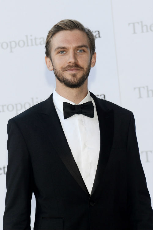 Dan Stevens, Met Opera Season Opening © BEImages/BEImages/KEYSTONE Press
