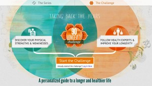 Taking Back The Years - Website Home Page