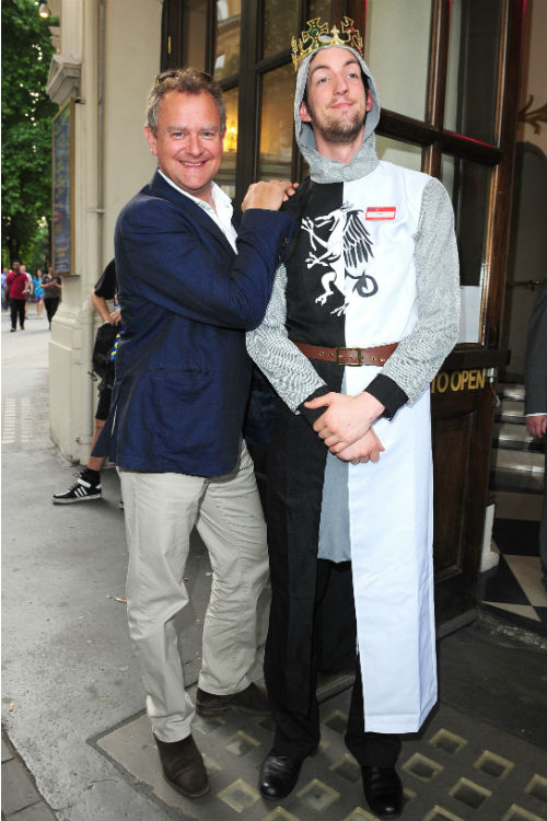 Hugh Bonneville at Playhouse Theatre © PA Wire/PA Photos/KEYSTONE Press