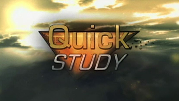 Quick Study - Bible Discovery TV