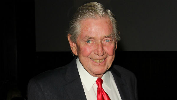 Ralph Waite at The Waltons 40th Anniversary Reunion (2012) Photo: ZUMAPRESS.com/Keystone Press