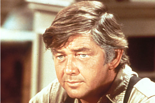 Ralph Waite as John Walton, Sr. on The Waltons