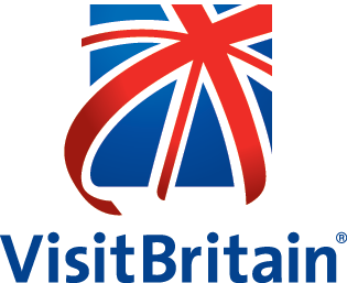 Dressing For Downton Contest - VisitBritain Logo