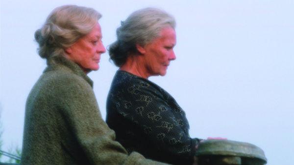 Maggie Smith and Judi Dench star in Ladies in Lavender