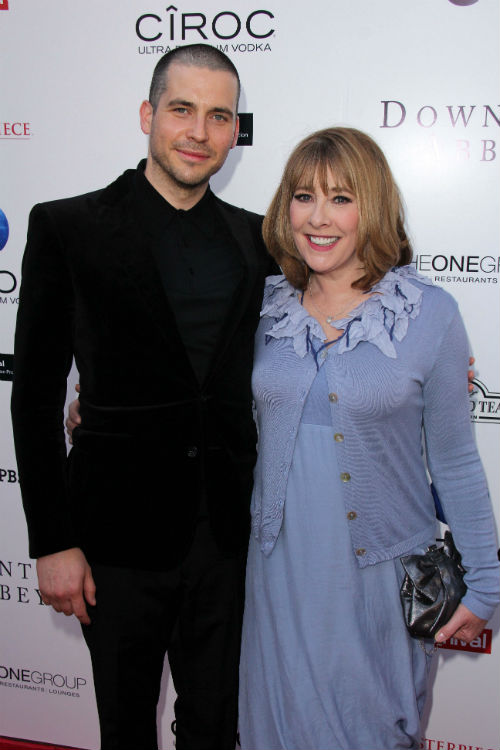 Rob James-Collier, Phyllis Logan (Photo: © BEImages/BEImages/KEYSTONE Press)