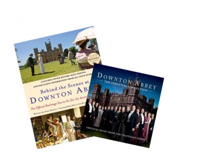 Dressing For Downton Contest - Behind the Scenes at Downton Abbey, Downton Abbey: The Essential Collection