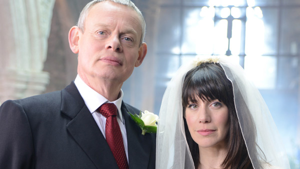 wedding bells for doc martin find out on the season 6