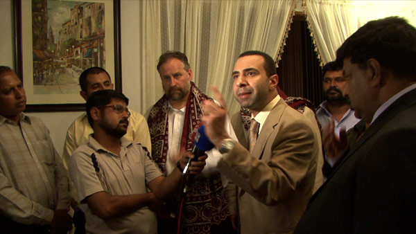 Freedom Fighter: Rev. Majed El Shafie