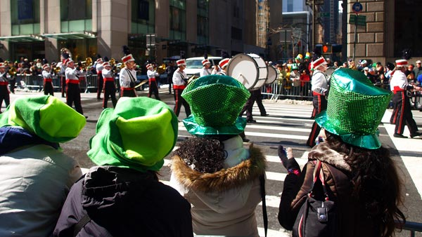 Patrick, Pagans and Party Animals - St. Patrick's Day Parade