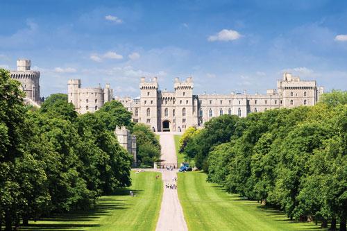 Royal Scottish Tours - Windsor Castle