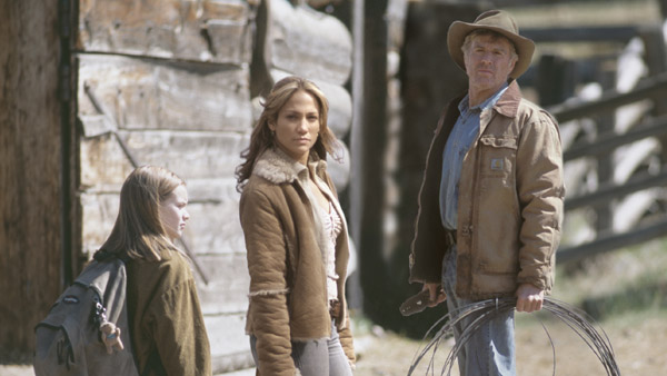 An Unfinished Life starring Jennifer Lopez and Robert Redford