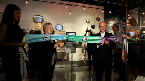 Moses Znaimer, MZTV Museum Reopening