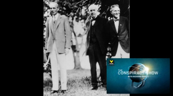 The Conspiracy Show S3E11: The Bilderberg Group