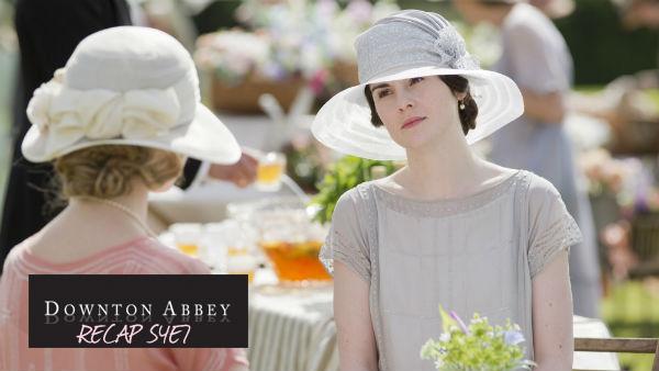 Downton Abbey S4E7 Recap: Mary Crawley (MICHELLE DOCKERY)
