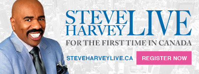 Steve Harvey Live in Canada