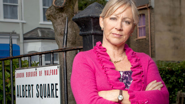 EastEnders Sept./Oct. 2014: Carol Jackson (LINDSEY COULSON) Photo: Guy Levy (c) BBC 2012