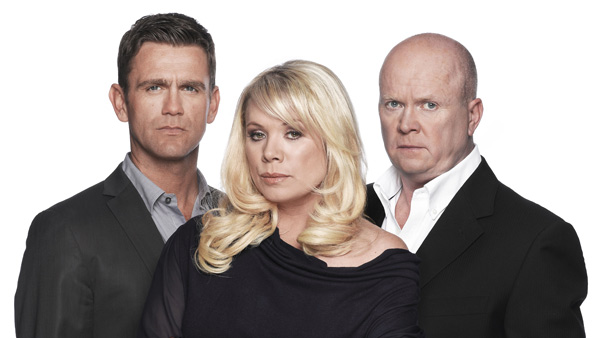 EastEnders 265 (Oct. 2014): Jack, Sharon and Phil