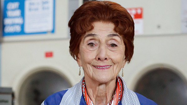 EastEnders Nov. 2014: Dot Branning (JUNE BROWN) Photo: Jack Barnes (c) BBC 2013