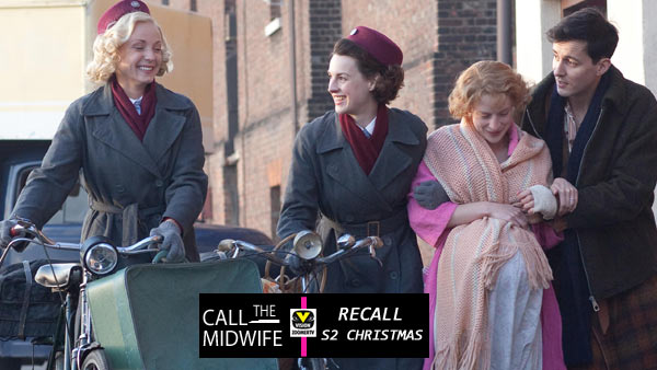 Call the Midwife Recall: S2 Christmas