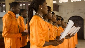 Songs of Freedom: Baptist Choir, Great Soppo, Buea, Cameroon