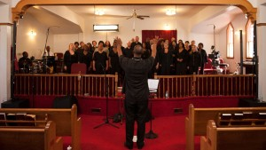 Songs of Freedom: Brunswick Street Baptist Church Choir, Fredericton, New Brunswick