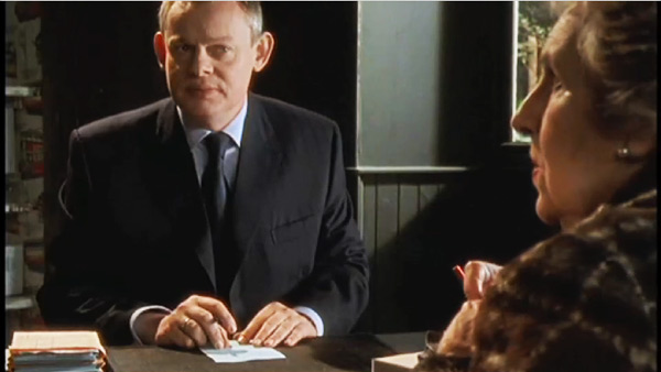 Doc Martin Moment S1E2: Patient #1