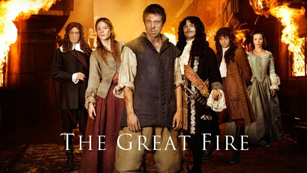 The Great Fire: Main Cast -Titled