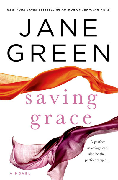 Saving Grace by Jane Green - Raincoast Books - Love Downton Style Contest