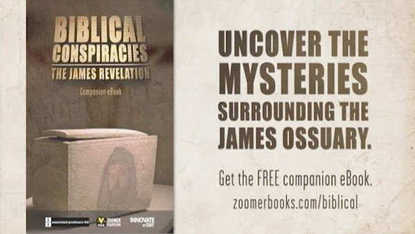 Biblical Conspiracies eBook: The James Revelation