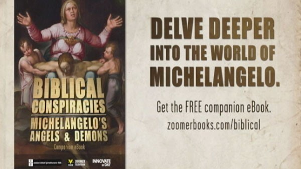 Biblical Conspiracies eBook: Michelangelo's Angels and Demons