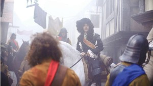 The Great Fire: King Charles II (JACK HUSTON)