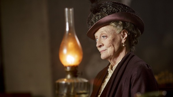 Downton Abbey S5E4: Violet Crawley, Dowager Countess of Grantham (MAGGIE SMITH)